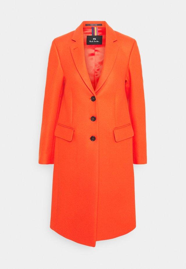 Zimní kabát - orange