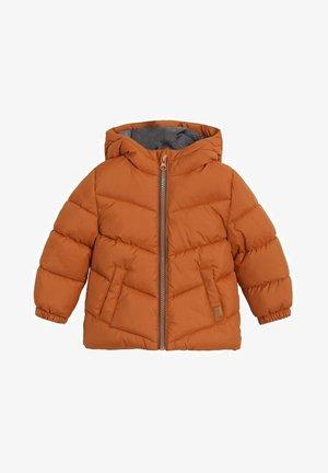 ALDO7 - Winter jacket - oranžová
