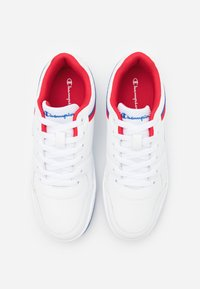 Champion - SHOE REBOUND - Chaussures de basket - white/royal blue/red - 3