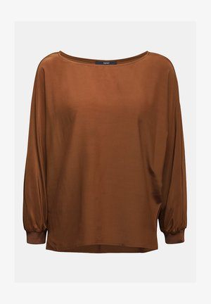 Blouse - toffee