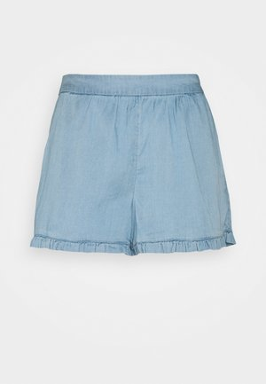 VILAJLA BISTA - Shorts - medium blue denim