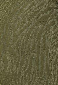Supermom - TEE ZEBRA - Print T-shirt - ivy green - 2