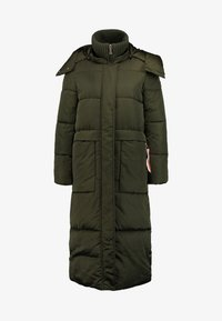 TOM TAILOR - PUFFER  - Vinterfrakker - woodland green - 7