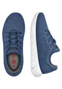 Giesswein - Sneakers laag - jeansblau - 3