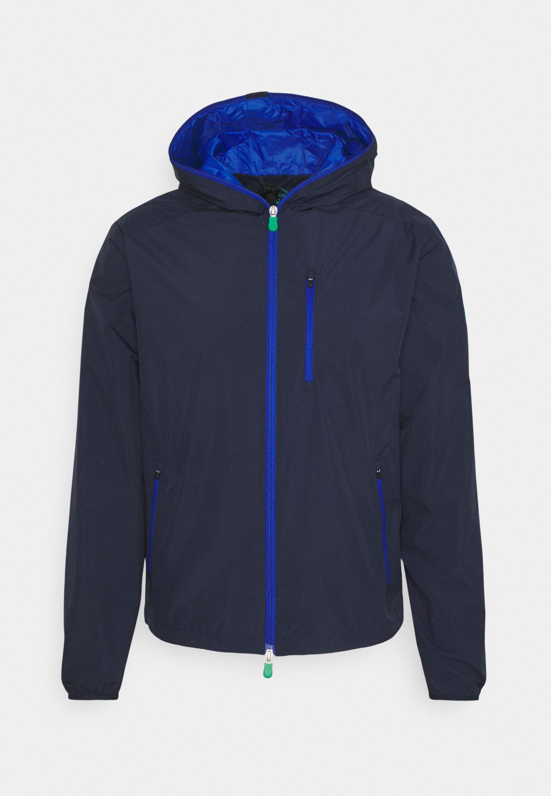Men DAVID HOODED JACKET - Waterproof jacket