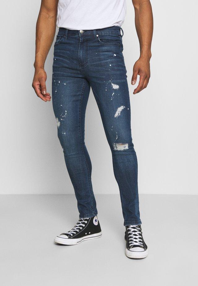 ATLANTA - Skinny džíny - blue