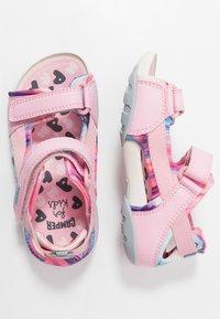 Camper - OUS - Chodecké sandály - pink - 0