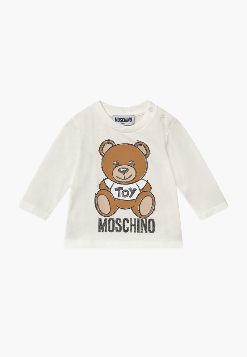 MOSCHINO - UNISEX - Long sleeved top - cloud