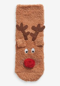 Next - 2 PACK COSY CHRISTMAS - Socks - multi-coloured - 2