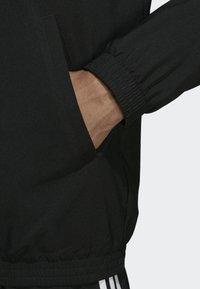 adidas Performance - Light Woven Track Suit - Träningsset - black - 3