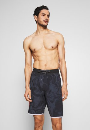 MIRAGE GABE LINE UP - Surfshorts - black