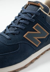 New Balance - Matalavartiset tennarit - navy - 5