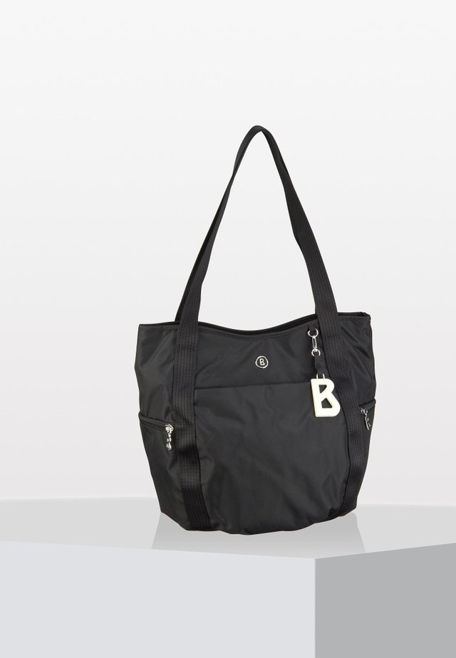 VERBIER  - Tote bag - black