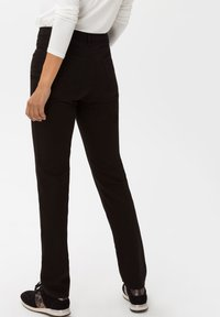 BRAX - STYLE MARY - Trousers - black - 2