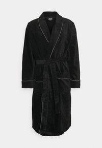 JBS - BATHROBE - Dressing gown - schwarz - 0