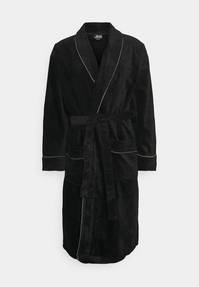 BATHROBE - Peignoir - schwarz