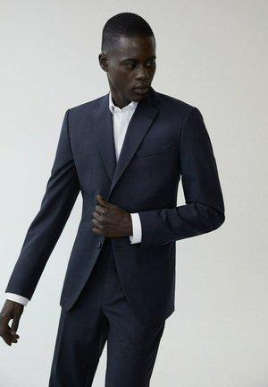 Suit jacket - bleu marine foncé
