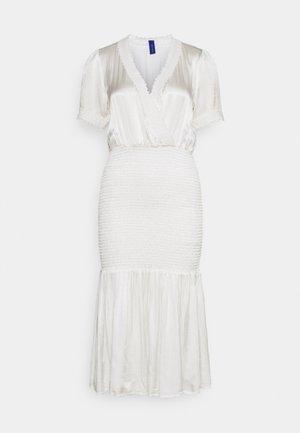 DARLA DRESS - Jurk - white