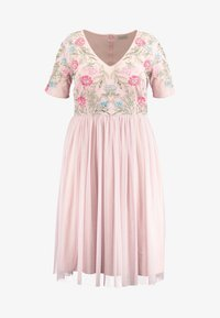 Lace & Beads Curvy - EDA - Abito da sera - pink - 4