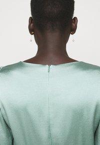 HUGO - KIMUSA - Cocktail dress / Party dress - light/pastel green - 4