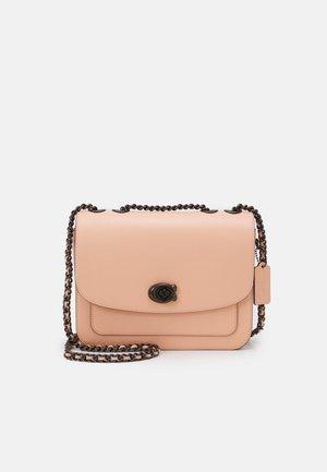 REFINED MADISON SHOULDER BAG - Across body bag - faded blush