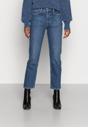 SALLY  - Jeans relaxed fit - dark blue wash