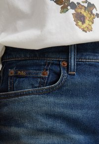 Polo Ralph Lauren - HEATHERS - Slim fit jeans - medium indigo - 4