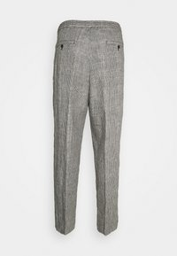 Viktor&Rolf - THE PRINCE OF WALES TROUSERS - Trousers - grey - 1