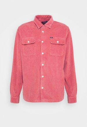 LONG SLEEVE SPORT SHIRT - Skjorta - pink