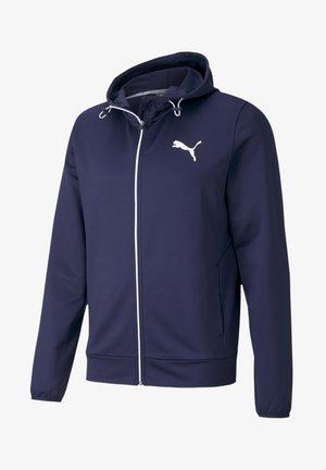 RTGFZ - Zip-up hoodie - peacoat