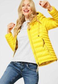 Street One - Winter jacket - gelb - 0
