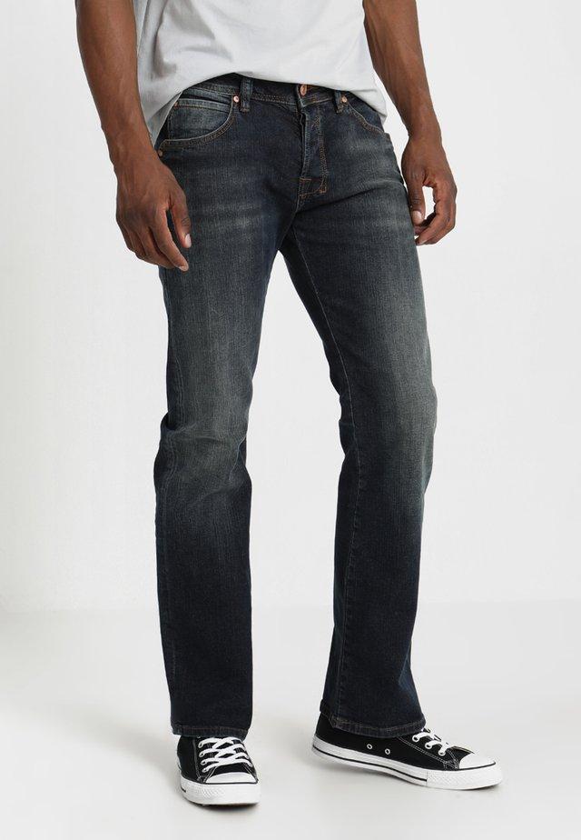 RODEN - Bootcut jeans - peggy undamaged