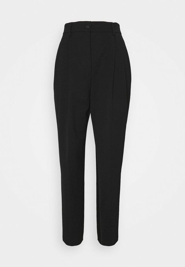 PANTALONE - Pantaloni - black