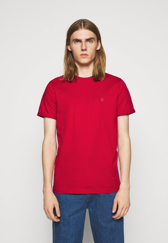 NØRREGAARD - Camiseta básica - red orange