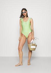 Chelsea Peers - Swimsuit - green - 1