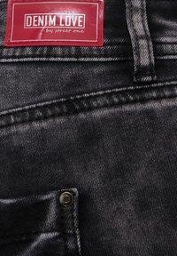 Street One - Jeans Skinny Fit - schwarz - 5