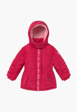 KIDS HEART HAVE FUN  - Winter coat - magenta