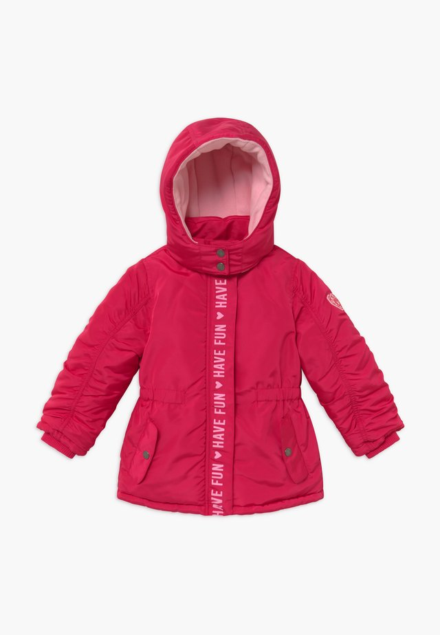 KIDS HEART HAVE FUN  - Cappotto invernale - magenta