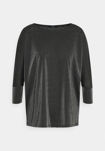 KADIE SHINE - Long sleeved top - black