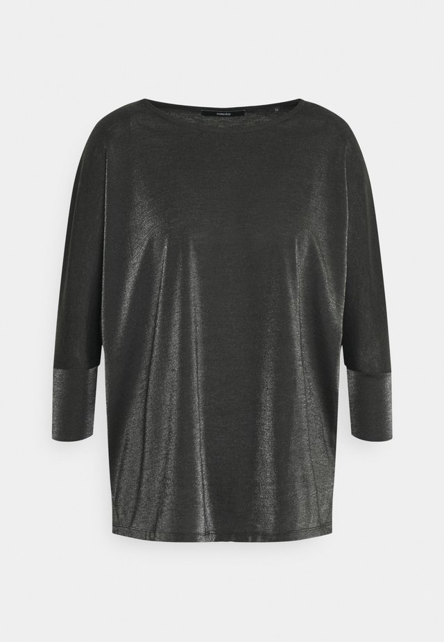 KADIE SHINE - Camiseta de manga larga - black
