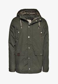REVOLUTION - HEAVY - Winter jacket - oliv - 5