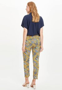 DeFacto - Trousers - yellow - 2