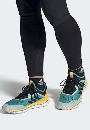 TERREX AGRAVIC FLOW SHOES - Obuwie do biegania Szlak - turquoise