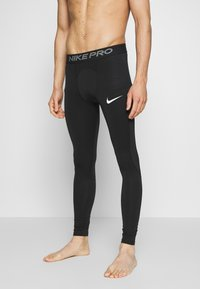 Nike Performance - Legging - black/white - 0