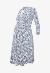 Slacks & Co. - AVA - Jersey dress - aztec blue - 5