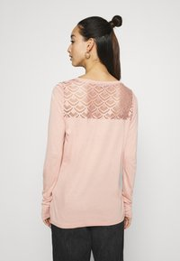 ONLY - ONLNICOLE LIFE NEW MIX  - Long sleeved top - misty rose - 3