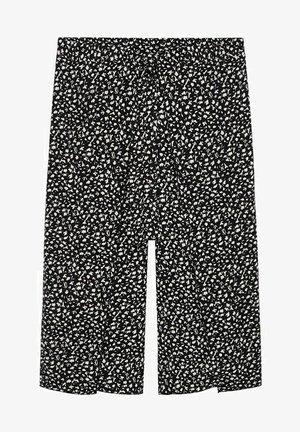 Kalhoty - schwarz