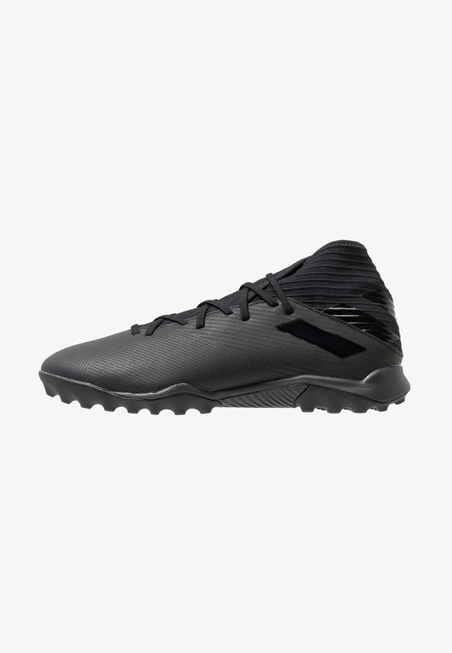 NEMEZIZ 19.3 TF - Fotballsko for kunstgress - core black/utility black