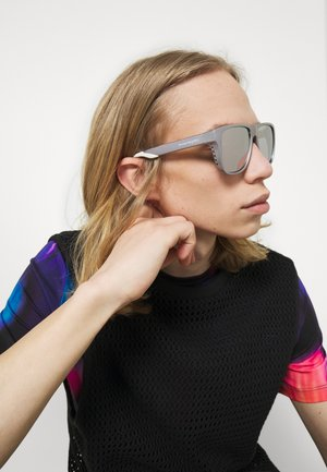 UNISEX - Sluneční brýle - violet/silver-coloured