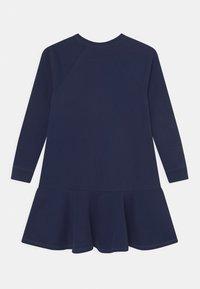 Polo Ralph Lauren - BEAR DRESS - Day dress - newport navy - 1